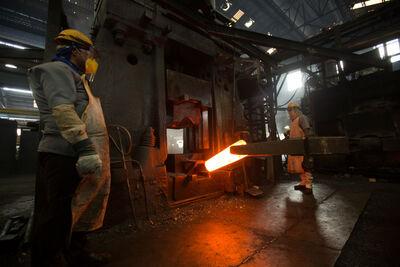 Closed Die Forging – Western India Forgings